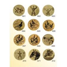 Вставки для медалей 1