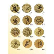 Вставки для медалей 2