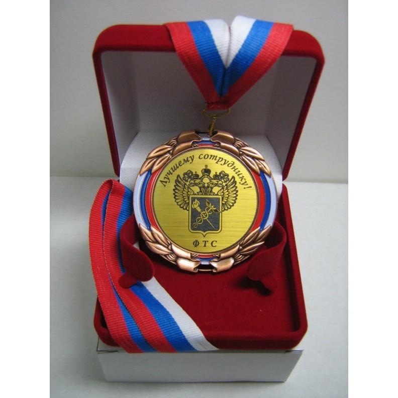 Лазерная гравировка на медалях L3