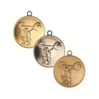 Медаль, арт. MD340-50