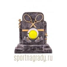 """Фигура литая """"Теннис"""""""