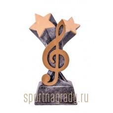"""Статуэтка """"Скрипичный ключ"""""""
